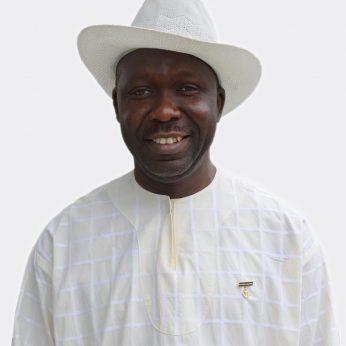 Edmund Akubeze - Secretary
